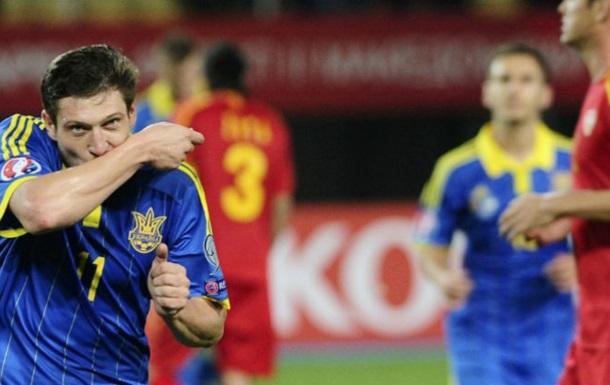 Селезнев присоединился к сборной Украины