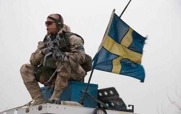 Войска НАТО смогут размещаться в Швеции