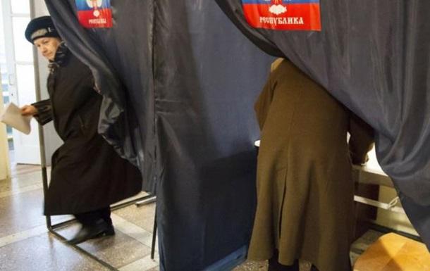 Управляемое народное недовольство, или кто реально против выборов в Донбассе