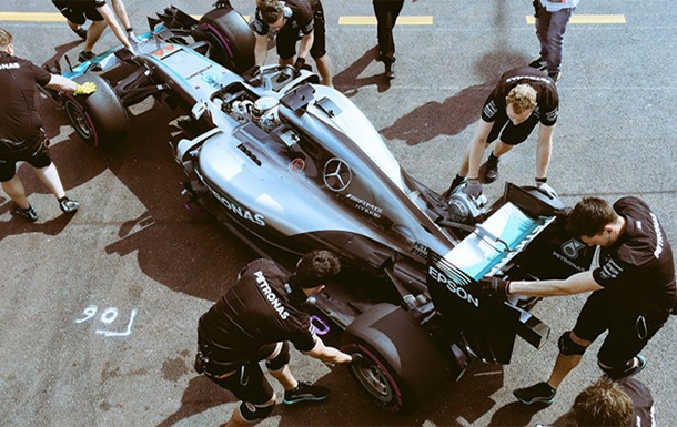 Формула-1. Гран-при Монако. Хэмилтон — лидер первой тренировки