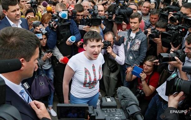 Кремль: РФ и Украина обсуждают выдачу других заключенных