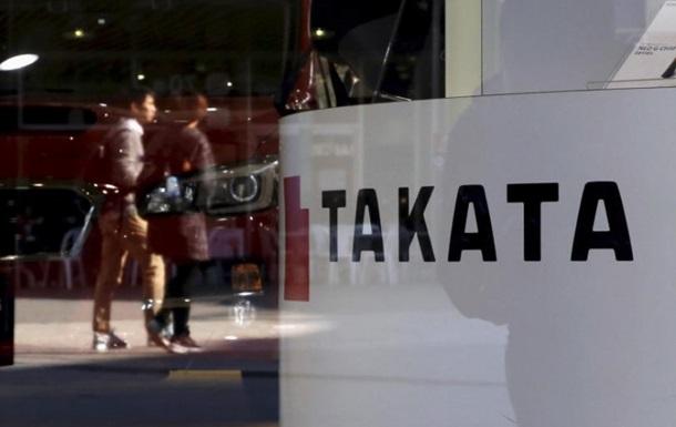ВЯпонии приняли решение отозвать еще 7 млн. авто сподушками безопасности Takata