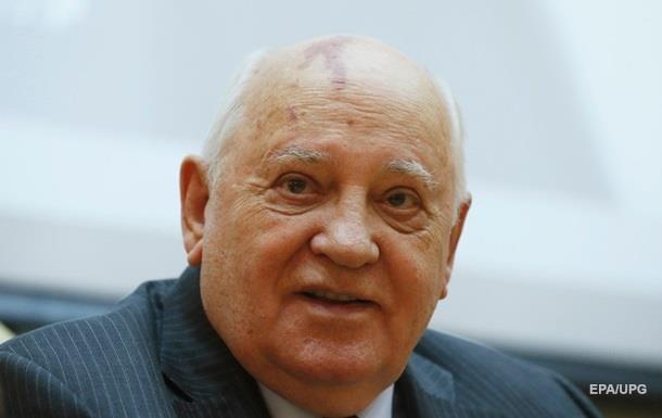 Геращенко просит запретить въезд Горбачеву в ЕС