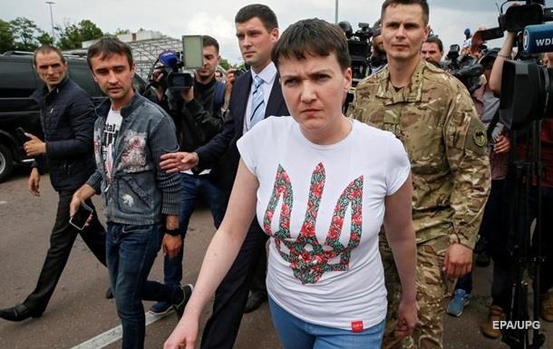 Савченко не видит изъянов в своем законе