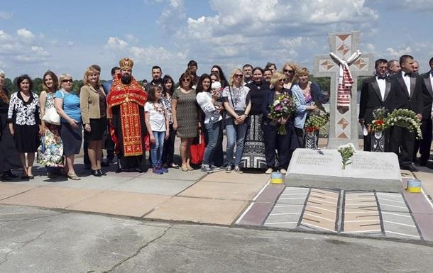 В Киеве появилось место памяти Шевченко