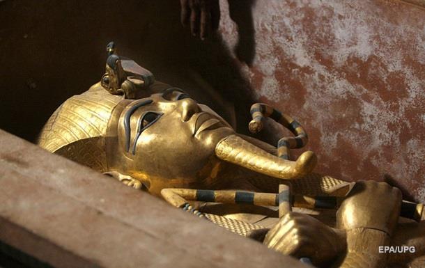 Кинжал Тутанхамона изготовлен из внеземного материала - ученые