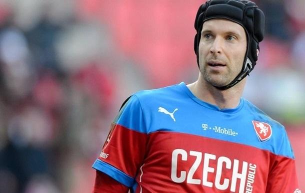 Чех - рекордсмен сборной Чехии по проведенным матчам