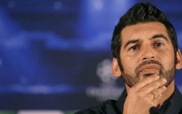 Главным тренером Шахтера станет известный португальский специалист