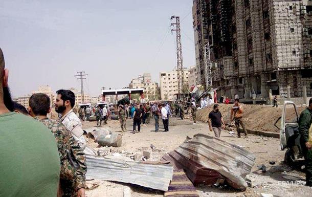 Боевики  Исламского государства  напали на сирийский город Мари