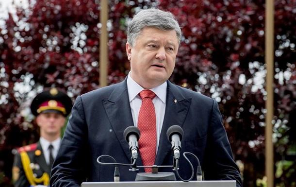 Порошенко: Без военной миссии выборов не будет