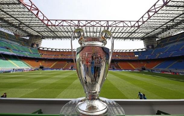Финал Лиги чемпионов. LIVE