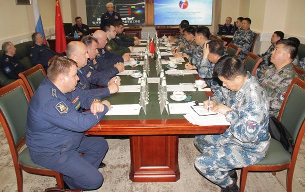 Россия и Китай провели первые совместные учения по ПРО