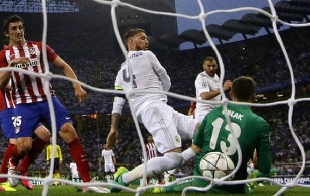 Реал - победитель Лиги чемпионов 2015/2016