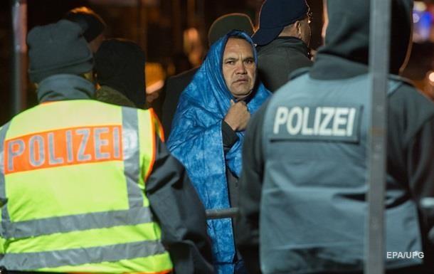 В Германии выросло число нападений на беженцев