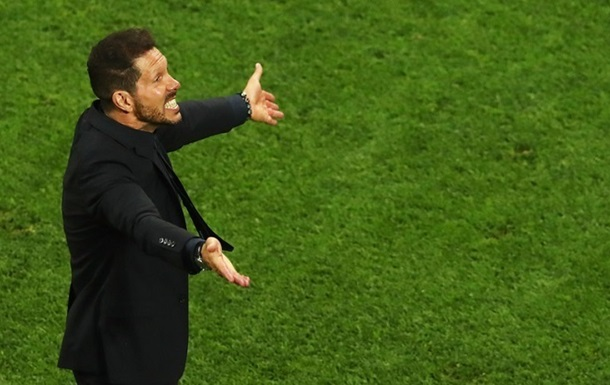 Симеоне: Реал был лучше и потому победил