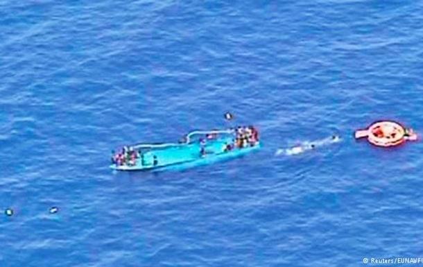 ООН: Більше 700 мігрантів могли потонути в Середземному морі за останні дні