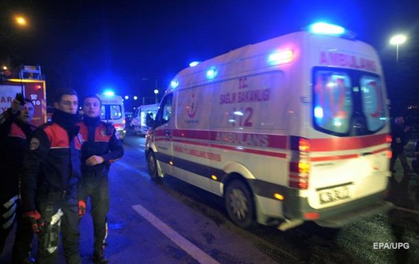 ВТурции близ жандармерии произошел взрыв, пятеро служащих получили ранения