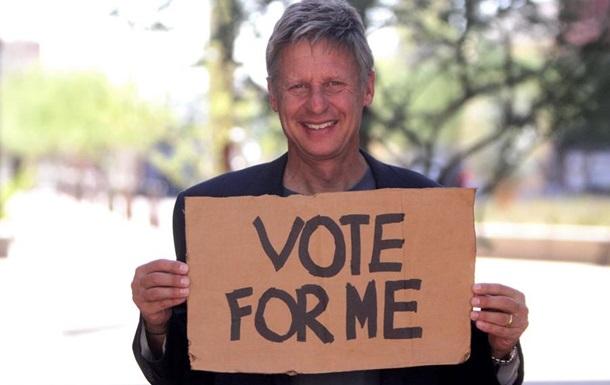 В США появился первый официальный кандидат в президенты