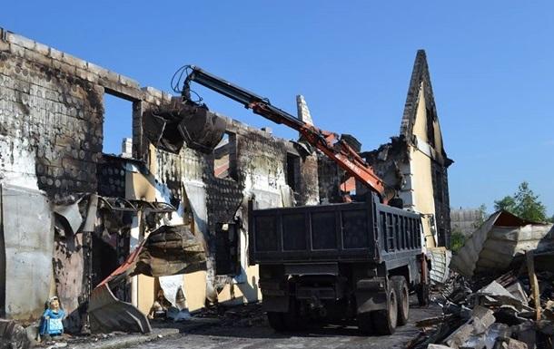 Пожар в доме престарелых: в Киевской области объявлен траур