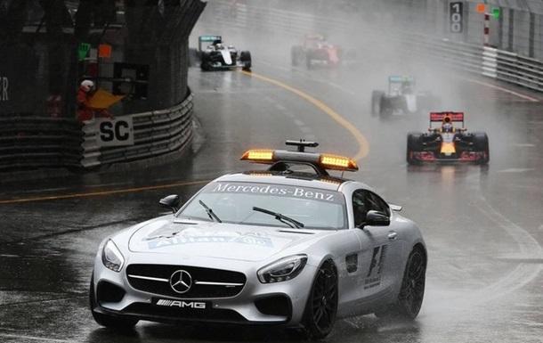 Формула-1. Итоги Гран-при Монако