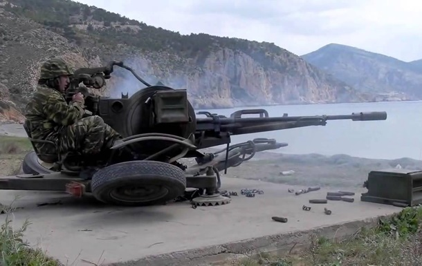 Турция обвинила Россию в поставках оружия курдам