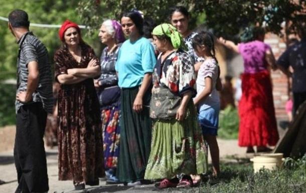 Под Тулой начали сносить дома цыган
