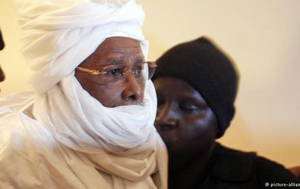 Екс-диктатора Чаду засудили до довічного ув язнення
