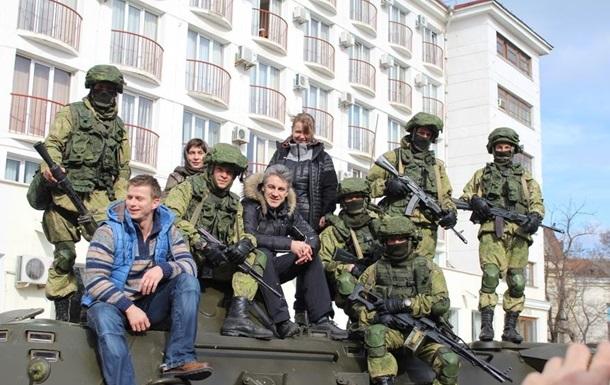 В Крыму снимают фильм о том,  как разошлись два народа