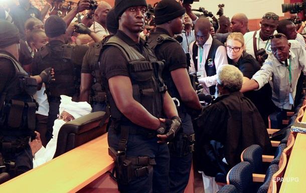 Бывший президент Чада получил пожизненный срок