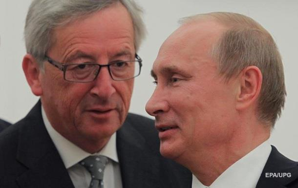 Запад недоволен планами Юнкера посетить Россию - СМИ