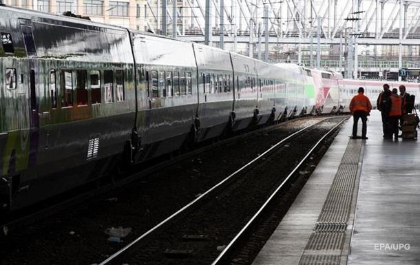 Железнодорожники Франции присоединились к забастовке