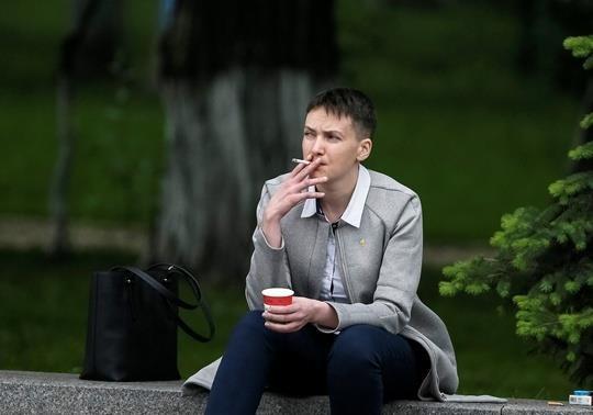 Несколько слов о Савченко