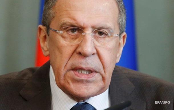 Лавров: Донбас не прийме військову місію