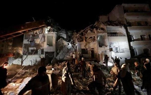 Авиацию РФ обвинили в гибели 23 человек в Сирии