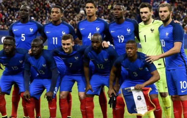 Франция огласила окончательную заявку на домашнее Евро