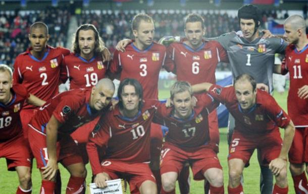 Чехія оголосила остаточну заявку на Євро-2016