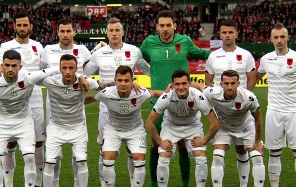 Окончательная заявка Албании на Евро