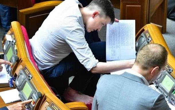 Троянская кобылица или скрытая роль Савченко в Верховной Раде