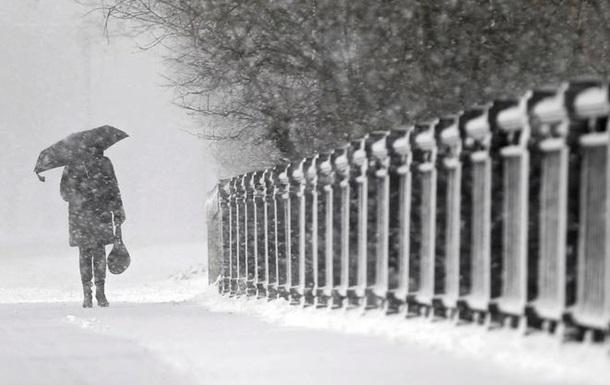 З приходом літа в Росії випав сніг