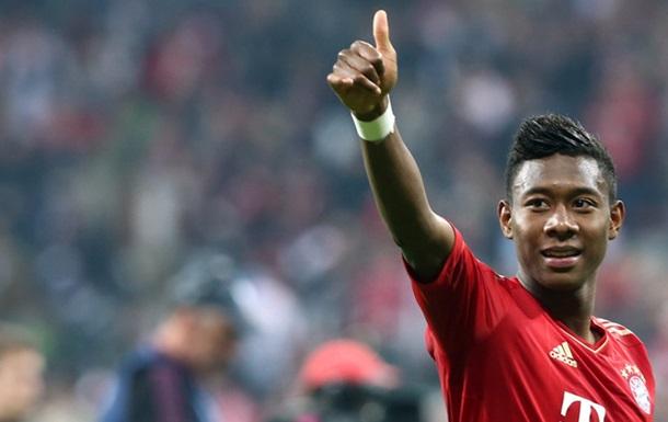 Бавария отказалась продавать Алабу в Реал за 50 млн