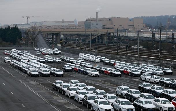 Киев сбивает цены на подержанные иномарки