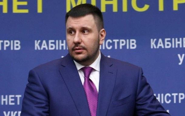 Клименко ответил на обвинения по  черной бухгалтерии  регионалов