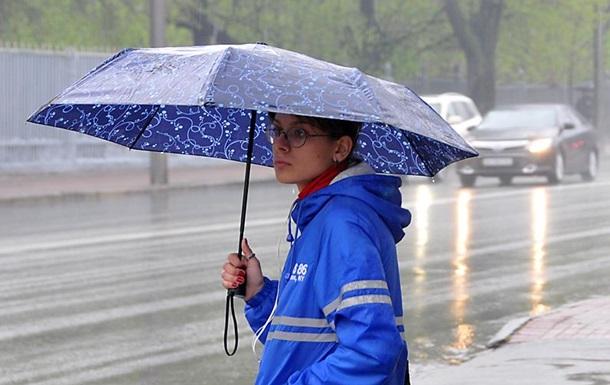 В мае в Киеве выпало рекордное количество осадков