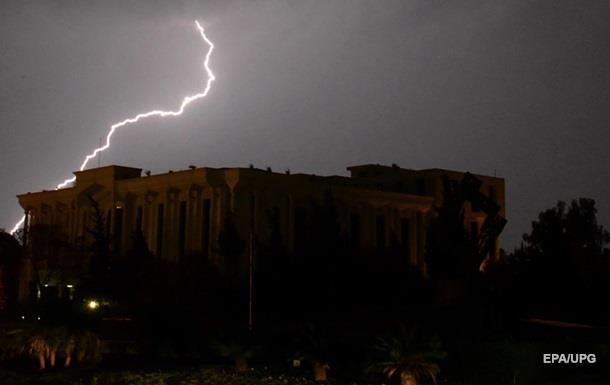 Жертвами шторма в Пакистане стали 20 человек