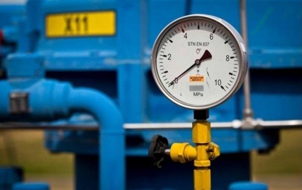 Украина сократила импорт газа почти втрое