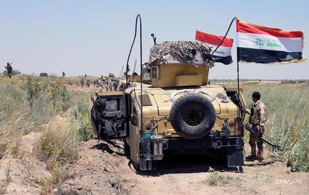 СМИ показали кровопролитные бои армии Ирака с ИГИЛ