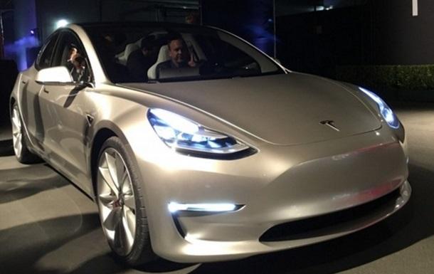 Tesla Model 3: новости