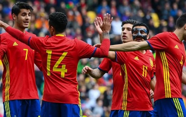 Дель Боске: Испания – фаворит Евро-2016
