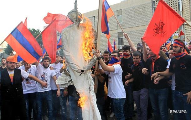 Конфликт из-за геноцида: ссора Турции и ФРГ