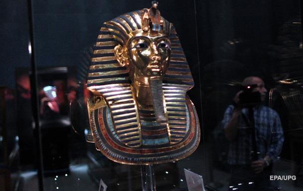 Ученые: кинжал Тутанхамона сделан из внеземного железа